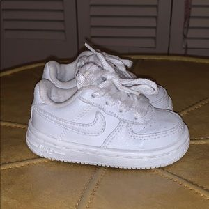 Kids Air Force 1's shoe...